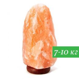 Соляная лампа Скала 7-10 кг из розовой гималайской соли
