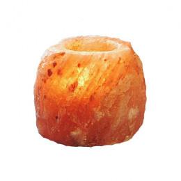 Подсвечник соляной 1 кг из гималайской соли