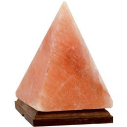Соляная лампа Пирамида 2-3 кг из гималайской соли