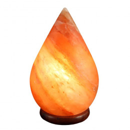 Соляная лампа Капля Ультра 2 кг из гималайской соли (уценка)