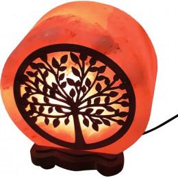 Соляная лампа Дерево 5-6 кг из гималайской соли