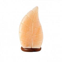 Соляная лампа Лист 2-3 кг из гималайской соли